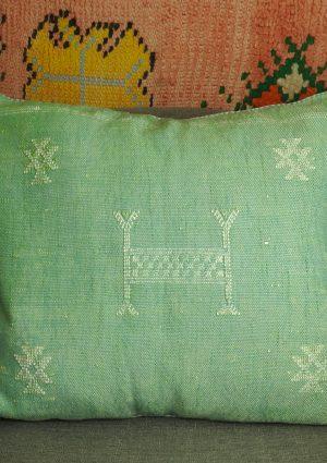 Moroccan Cactussilk Cushions-Square
