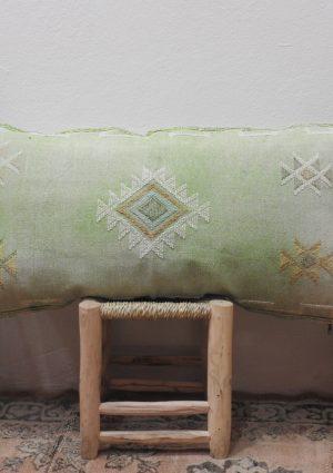 Moroccan Lumbar Cactussilk Cushion