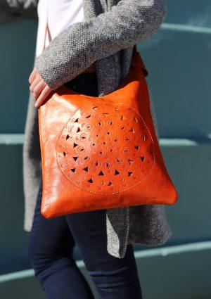 KOUTCHI Design Handmade Genuine Leather Bags